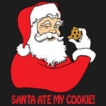 Santa Ate My Cookie